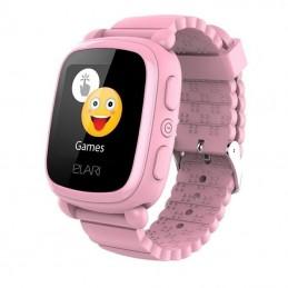 Reloj con localizador para niños elari kidphone 2/ rosa
