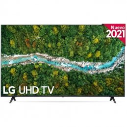 Televisor lg uhd tv 43up76706lb 43'/ ultra hd 4k/ smart tv/ wifi