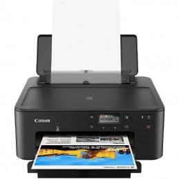 Impresora canon pixma ts705 wifi/ negra