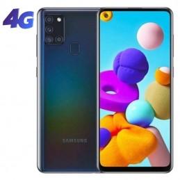 Smartphone samsung galaxy a21s 3gb/ 32gb/ 6.5'/ negro