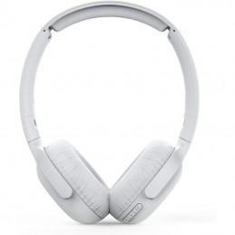 Auriculares inalámbricos philips tauh202/ con micrófono/ bluetooth/ blancos
