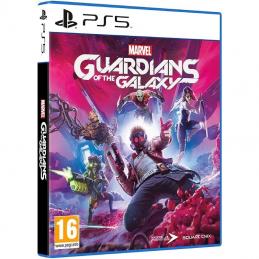 Juego para consola sony ps5 marvel's guardians of the galaxy
