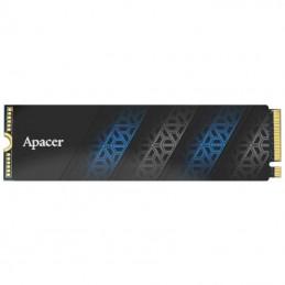 Disco ssd apacer as2280p4u pro 256gb/ m.2 2280 pcie/ con disipador de calor