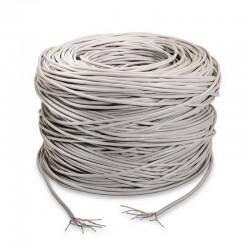 Bobina de cable rj45 utp aisens a133-0209 cat.5e/ 305m/ gris