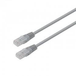 Cable de red rj45 utp aisens a135-0229 cat.6/ 1m/ gris
