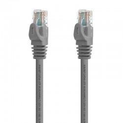 Cable de red rj45 utp aisens a145-0324 cat.6a/ 25cm/ gris
