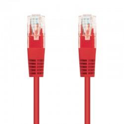 Latiguillo de red nanocable 10.20.0403-r  - rj45 - utp - cat6 - 3m - rojo