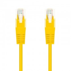 Cable de red rj45 utp nanocable 10.20.0403-y cat.6/ 3m/ amarillo
