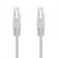 Cable de red rj45 utp nanocable 10.20.0407 cat.6/ 7m/ gris
