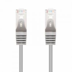 Cable de red rj45 ftp nanocable 10.20.0803 cat.6/ 3m/ gris