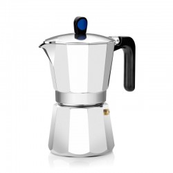 Cafetera italiana induction express m860006 / 6 tazas