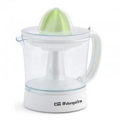 Exprimidor orbegozo ep 2210 - 25w - capacidad 1l - incluye 2 conos - regulador de pulpa - accesorios lavables en lavavajillas