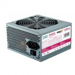Fuente alimentación atx 3go ps502s - 500w - ventilador 12cm