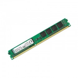 Memoria ram kingston valueram 4gb/ ddr3/ 1600mhz/ 1.5v/ cl11/ dimm
