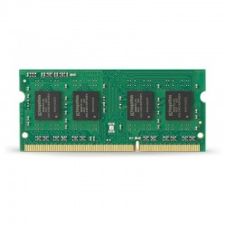 Memoria ram kingston valueram 4gb/ ddr3/ 1600mhz/ 1.5v/ cl11/ sodimm