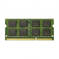 Memoria ram kingston valueram 8gb/ ddr3l/ 1600mhz/ 1.35v/ cl11/ sodimm