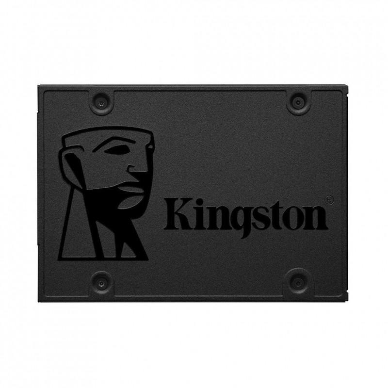 Disco sólido kingston a400 240gb - sata iii - 2.5' / 6.35cm - lectura 500mb/s - escritura 350 mb/s