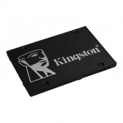 Disco sólido kingston skc600 256gb - sata iii - 2.5'/6.35cm - lectura 550mb/s - escritura 500mb/s - autocifrado basado en