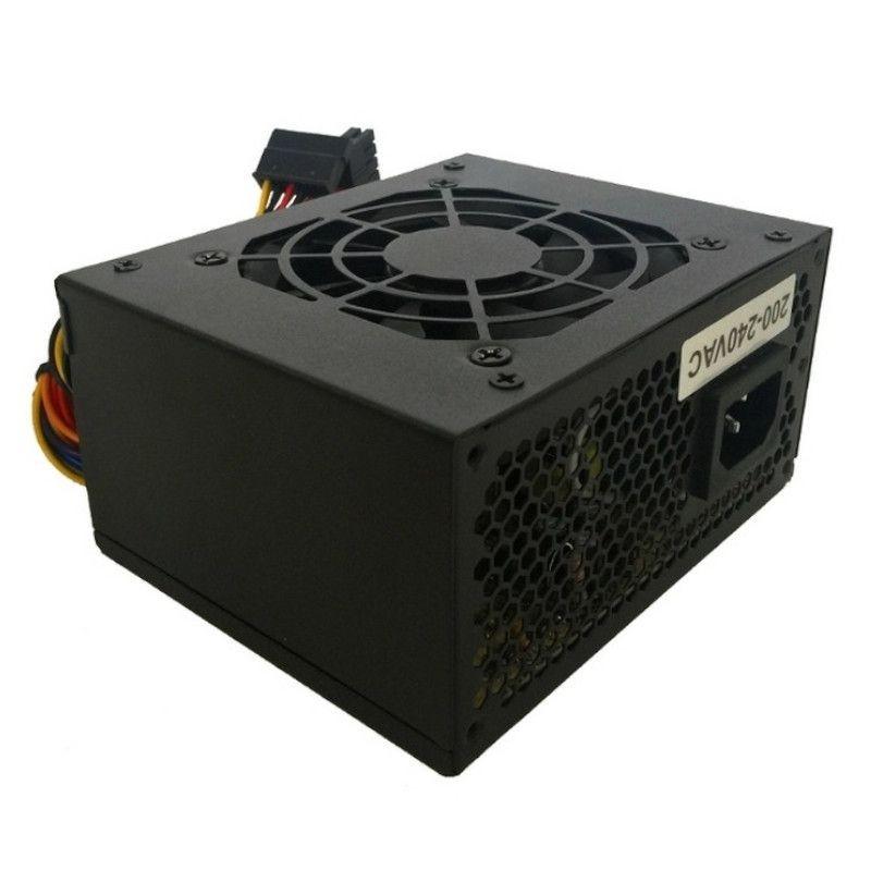 Fuente alimentación tacens anima apsii500 500w - tipo sfx - ventilador 8cm - 18db - eco smart