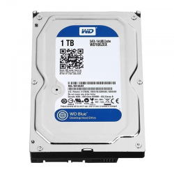Disco duro interno western digital caviar blue 1tb sata iii 3.5' / 8.89cm sata 6gb/s - 64mb - 7200rpm