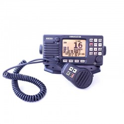 Radio vhf fija himunication hm390 con nmea0183
