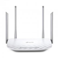 Router gigabit inalámbrico tp-link archer c5 v4.0 - banda dual 2.4/5ghz - 802.11ac/n/a - 4 antenas - 4*gigabit lan - 1*gigabit