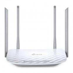 Router inalámbrico tp-link archer c50 ac 1200 v3 1200mbps/ 2.4ghz 5ghz/ 4 antenas/ wifi 802.11n/g/b - ac/n/a
