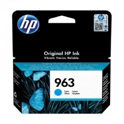 Cartucho de tinta cian hp nº963 - 700 páginas - compatible según especificaciones