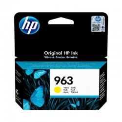 Cartucho de tinta amarillo hp nº963 - 700 páginas - compatible según especificaciones