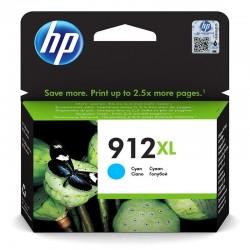 Cartucho de tinta cian hp nº912xl - 825 páginas - compatible según especificaciones