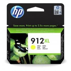 Cartucho de tinta amarillo hp nº912xl - 825 páginas - compatible según especificaciones
