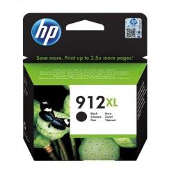 Cartucho de tinta negro hp nº912xl - 825 páginas - compatible según especificaciones