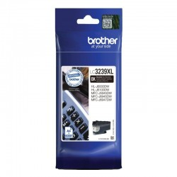 Cartucho de tinta original brother lc-3239 xl alta capacidad/ negro