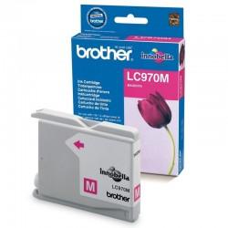 Cartucho tinta brother lc-970 300 páginas magenta