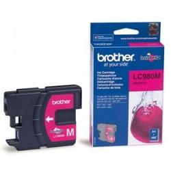Cartucho tinta brother lc-980 260 páginas magenta