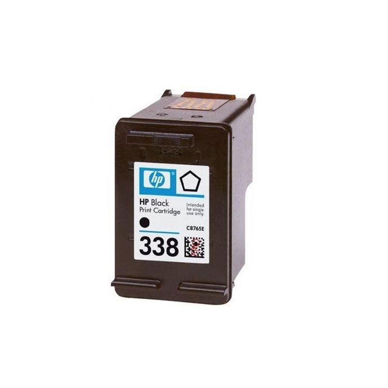 Cartucho negro hp nº338 para 5740/hp-ofi 1510 (11 ml)