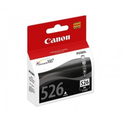 Cartucho de tinta negro canon cli-526bk - compatible segun especificaciones