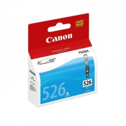 Cartucho de tinta cian canon cli-526c - compatible segun especificaciones