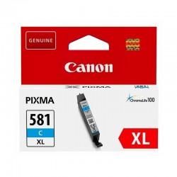 Cartucho tinta cian canon cli-581cxl - 8.3ml - compatible según especificaciones