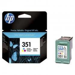 Cartucho de tinta color hp nº351 para deskjet d4260 y j5780 c4280