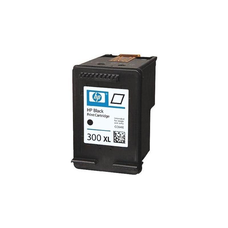 Cartucho negro hp nº300xl 600paginas para hp deskjet d2560/f4280