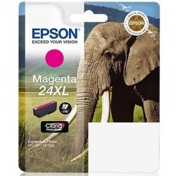 Cartucho epson 24xl magenta - 8.7ml - elefante