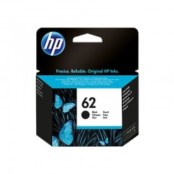 Cartucho negro hp nº62 - para envy 5640 / 7640 / officejet 5740