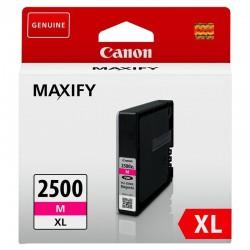 Cartucho de tinta magenta canon pgi-2500xl - 19.3ml - compatible según especificaciones