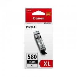 Cartucho tinta negra canon pgi-580pgbkxl - 400 páginas - compatible según especificaciones