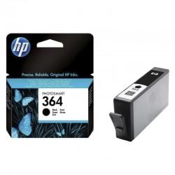 Cartucho negro hp nº364 vivera  para impresora photosmart b109a/d5460/c6380/c5380 250 hojas