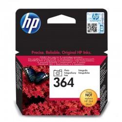 Cartucho negro fotográfico hp nº364 para photosmart b8550/d5460/c6380/c5380 130 hojas