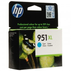 Cartucho cian hp nº951xl para officejet pro 8600
