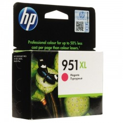 Cartucho magenta hp nº951xl para officejet pro 8600