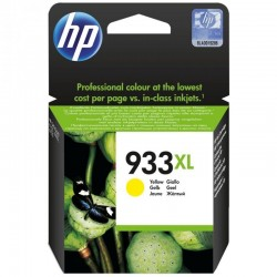 Cartucho amarillo hp nº933xl para hp officejet 6100 / 6600 / 6700